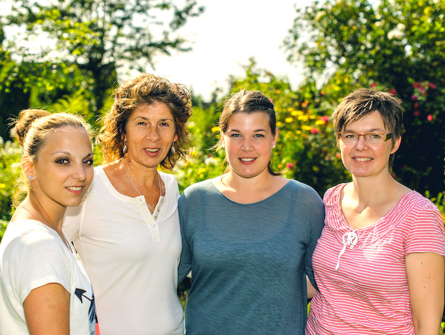 Unser Therapeutenteam